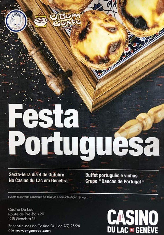 Fotos Radio Arremesso Festa Portuguesa Casino du Lac Genebra