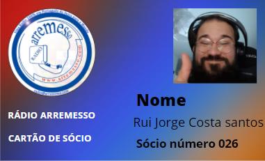 Rui Jorge Costa Santos