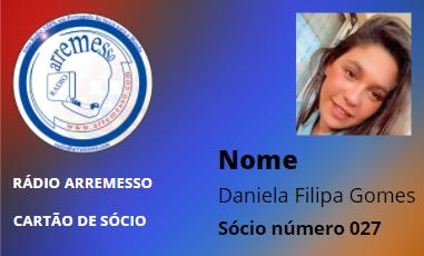 Daniela Filipa Gomes