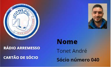 Tonet André