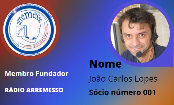 João Carlos Lopes