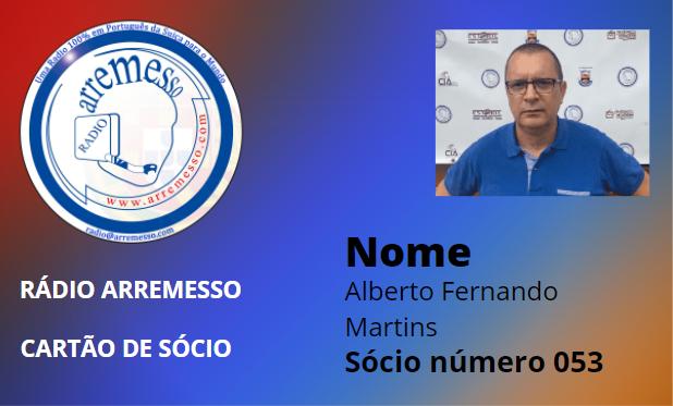 Alberto Fernando Martins