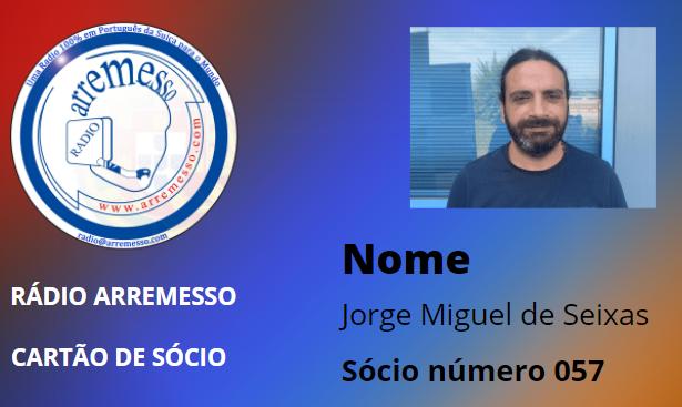 Jorge Miguel De Seixas