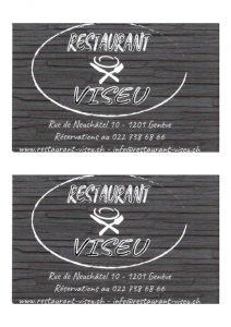 Restaurante Viseu